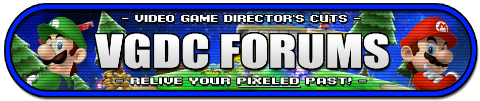 VGDC FORUMS